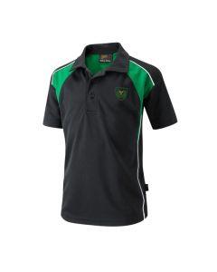 Argyle House Polo Shirt w/Logo