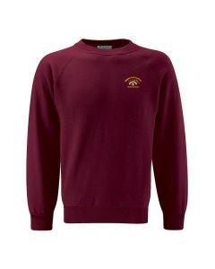 Billingham South Community Crew Neck Sweatshirt w/Logo