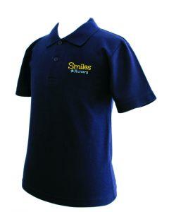 Smile Nursery Polo Shirt