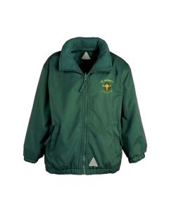 St Patrick's Reversible Jacket w/Logo
