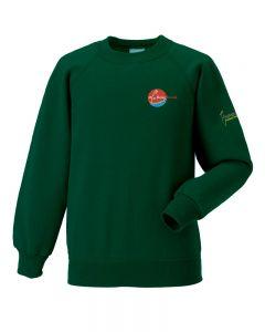 Rosebrook Primary Crew Neck Sweatshirt