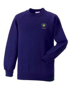 St Mark's CE Primary School Crew Neck Sweatshirt