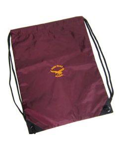 Vane Road Primary Maroon P.E Bag w/Logo