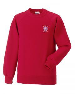 Acklam Grange PE Sweatshirt w/Logo