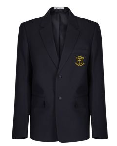 St Michael's Navy Boys Blazer w/Logo