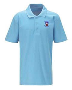 Egglescliffe Primary Polo Shirt w/Logo
