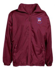 Egglescliffe Primary Reversible Jacket w/Logo