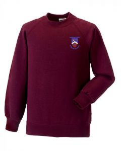 Egglescliffe Primary Sweatshirt w/Logo