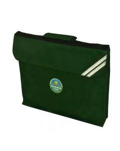 Hardwick Green Book Bag w/Logo