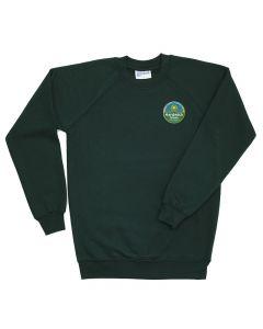 Hardwick Green Sweatshirt w/Logo