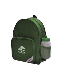 Polam Hall Junior Backpack - Bottle Green