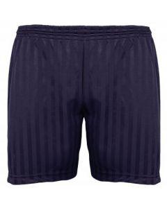 Glebe Navy P.E Shorts w/Logo