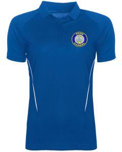 Carmel College Girls Sports Polo Shirt w/Logo