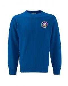 Pentland Primary Crew Neck Sweatshirt w/Logo