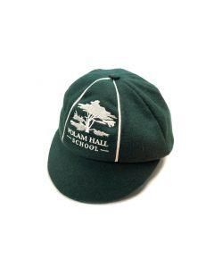 Polam Hall Boys Felt Cap - Bottle Green