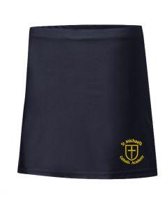 St Michael's Skort w/Logo