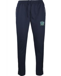 Our Lady & St Bede PE Track Pants - Navy/Silver