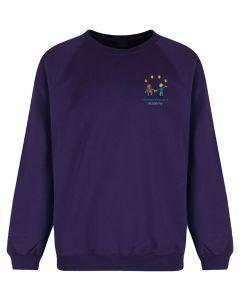 Norton Primary Year 6 Crew Neck Sweatshirt w/Logo