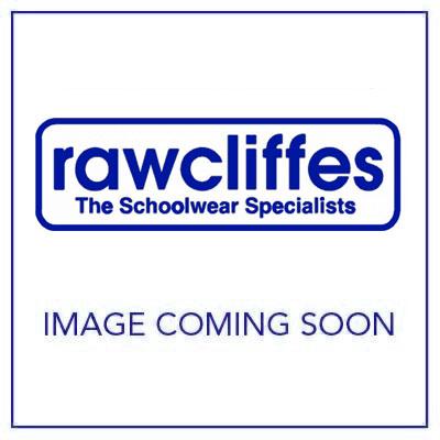 Sedgefield Girls Grey Cotton V-Neck Pullover w/Logo