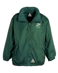 Polam Hall Showerproof Mistral Jacket - Bottle Green