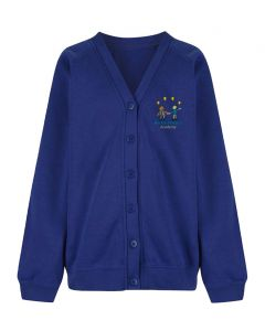 Norton Primary Sweat Cardi w/Logo