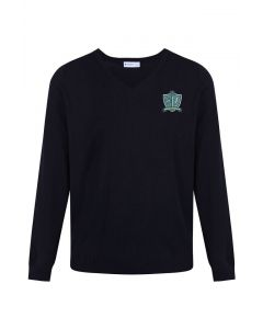 Our Lady & St Bede Boys Pullover w/Logo
