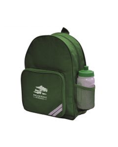 Polam Hall Infant Backpack - Bottle Green