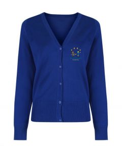 Norton Primary Knitted Cardigan w/Logo