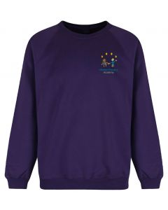Norton Primary Year 6 Crew Neck Sweatshirt w/Logo